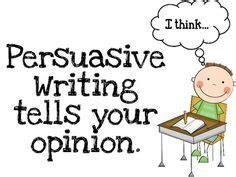 Opinion essay hamburger